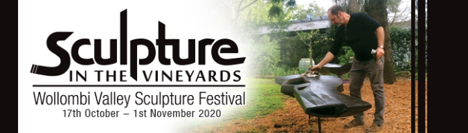 Sculpture in the Vineyards 2020